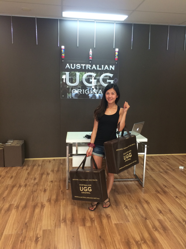 """AUSTRALIAN UGG ORIGINAL"" Sydney Factory Outlet"